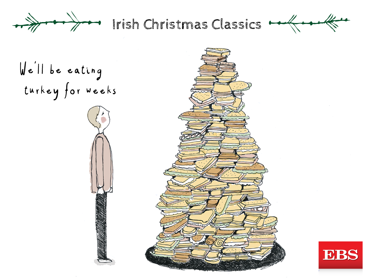 10 signs you\'re having Christmas in an Irish home